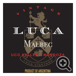 Luca 'Uco Valley' Malbec 2017