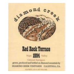 Diamond Creek 'Red Rock Terr' Cabernet Sauvignon 2004 3.0L image