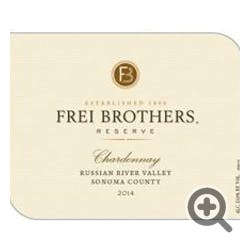 Frei Brothers 'Reserve' Chardonnay 2018