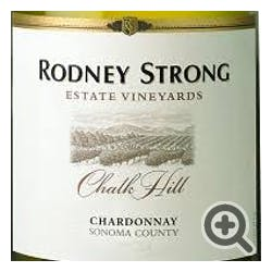 Rodney Strong 'Chalk Hill' Chardonnay 2017