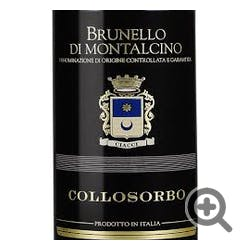 Collosorbo Brunello di Montalcino 2015