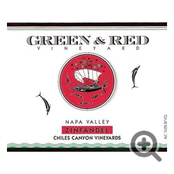 Green & Red 'Chiles Canyon' Zinfandel 2017