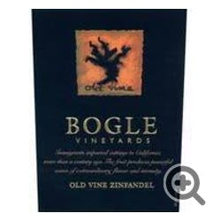 Bogle Vineyards 'Old Vine' Zinfandel 2017