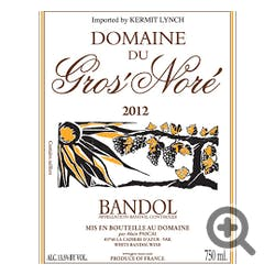 Domaine Gros Nore Bandol Rose 2018