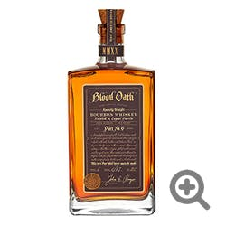 Blood Oath 'Pact No.6 98.6Prf Limited Release Bourbon 750ml