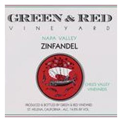 Green & Red Vineyard Chiles Canyon Zinfandel 2008 image