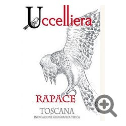 Uccelliera 'Rapace' Toscana 2016