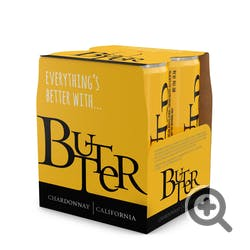 Butter by Jam Cellars Chardonnay 4-250ml Cans