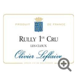 Olivier Leflaive Rully 1er Cru Les Cloux 2017