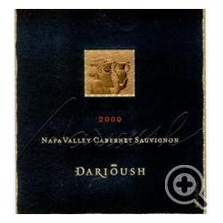 Darioush 'Signature' Cabernet Sauvignon 2002 375ml