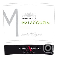 Alpha Estate 'Turtles' Malagouzia 2019