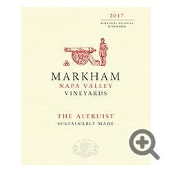 Markham Vineyards Altruist 2017