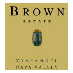 Brown Estate Zinfandel 2009 image