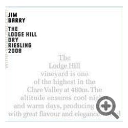 Jim Barry Lodge Hill Dry Riesling 2019