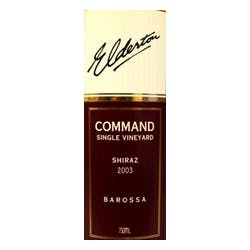 Elderton 'Command' Shiraz 2002 image