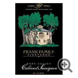 Frank Family Vineyards Cabernet Sauvignon 2016 1.5L