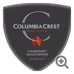 Columbia Crest 'Grand Estates' Cabernet Sauvignon 2017
