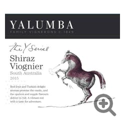Yalumba Y Series Shiraz Viognier 2018