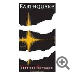 Michael and David Winery 'Earthquake' Cabernet 2017