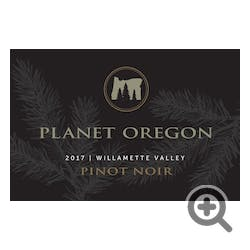 Planet Oregon Pinot Noir 2018
