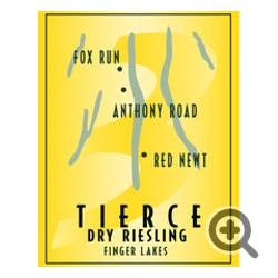 Anthony Road Tierce Riesling 2016