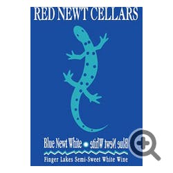 Red Newt Cellars Blue Newt White NV
