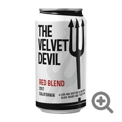 Charles Smith 'Velvet Devil' Red Blend 375ml Can