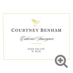 Courtney Benham Cabernet Sauvignon 2018