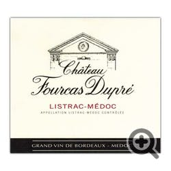 Chateau Fourcas Dupre Medoc Medoc 2015