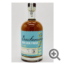 Breckenridge Bourbon Rum Cask Finish 90Pf