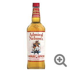 Admiral Nelson Spiced Cherry Rum 1.0L