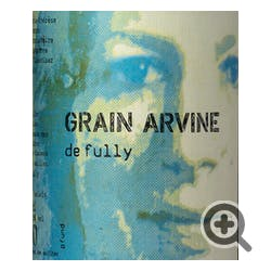 Marie-Therese Chappaz Grain Arvine de Fully 2017