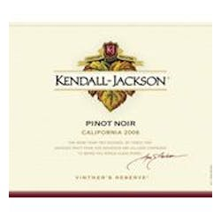 Kendall Jackson 'Vintners' Reserve Pinot Noir 2010 image
