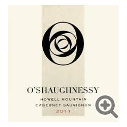 O'Shaughnessy 'Howell Mtn' Cabernet Sauvignon 2017