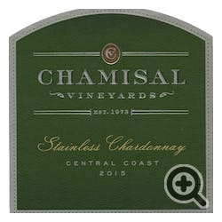 Chamisal 'Stainless' Chardonnay 2019
