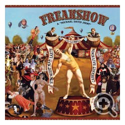 Michael and David Winery 'Freakshow' Cabernet Sauv 2018