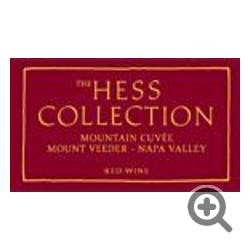 Hess Collection Block 19 Cuvee 2007