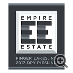 Empire Estate 'Dry' Riesling 2018