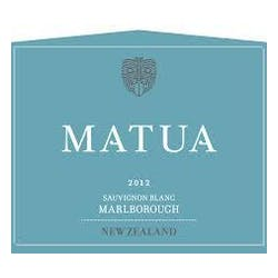 Matua Valley Winery Sauvignon Blanc 2014 image