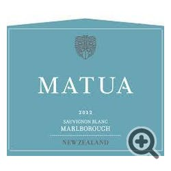Matua Valley Winery Sauvignon Blanc 2014