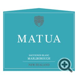 Matua Valley Winery Sauvignon Blanc 2020