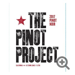 The Pinot Project Pinot Noir 2019