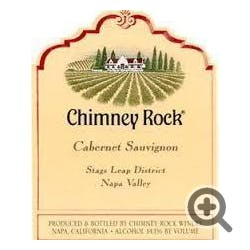 Chimney Rock Winery Stags Leap Cab Sauv 2017