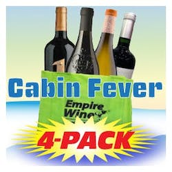 Cabin Fever 4 Pack 2021 4 Bottle Kit image
