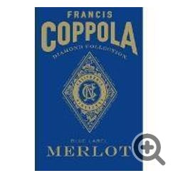 Francis Ford Coppola Winery Diamond Merlot 2012 375ml