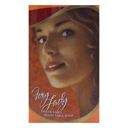 Hunt Country Vineyards Foxy Lady Blush image