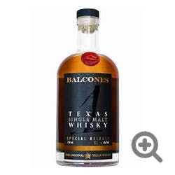Balcones Texas Single Malt Whisky Special Release 106