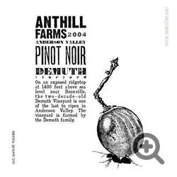 Anthill Farms 'Comptche' Pinot Noir 2018