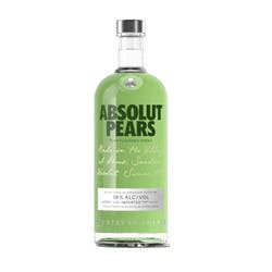 Absolut Pears Vodka 1.0L 80proof image