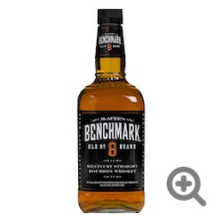 Mcafees Benchmark Old No.8 Bourbon Whiskey 1.75L